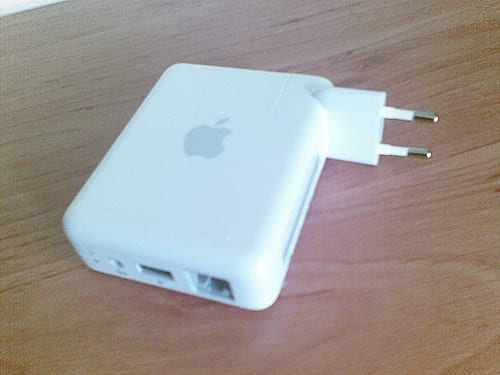 Airport Express Base Station – recenzia foto