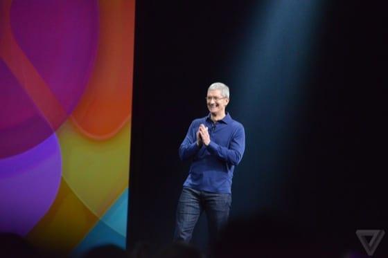 apple wwdc 2015 1 - WWDC 2015 #1: úvod prezentácie, nová generácia operačného systému OS X El Capitan