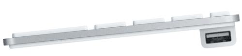 nova Apple klavesnica slim USB port