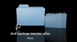 DVD movies alias