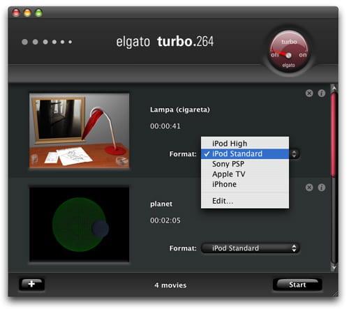Elgato interface