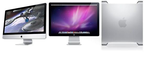 imac ledcinema macpro - Phil Schiller potvrdil, že Apple vyvíja nové displeje a úplne nový Mac Pro