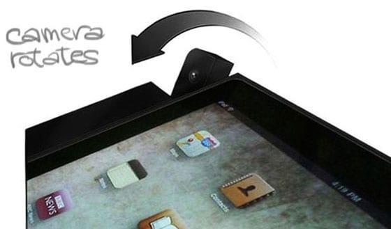 Púzdro pre iPad s kamerou