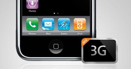 iPhone 3G čip