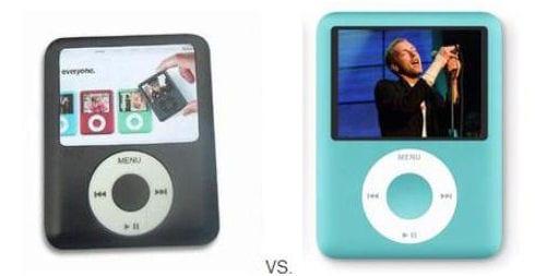 """Čínsky """"iPod nano""""."""