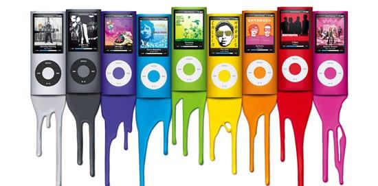 Nový iPod nano 4. generácie