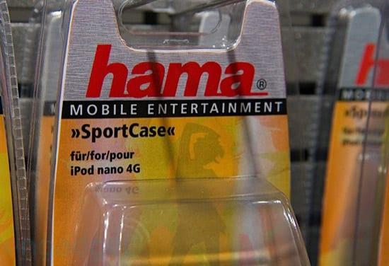 iPod nano 4G púzdro
