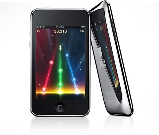 iPod touch 2. generácia