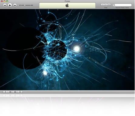 iTunes 8 Magnetosphere