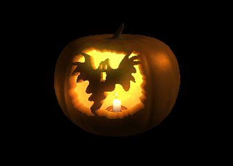 halloween Tekvica Duch