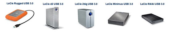 USB 3.0 disky