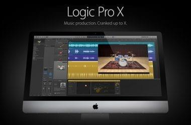 logicprox 380x248 - Logic Pro X získal aktualizáciu a pripravuje sa na nový Mac Pro