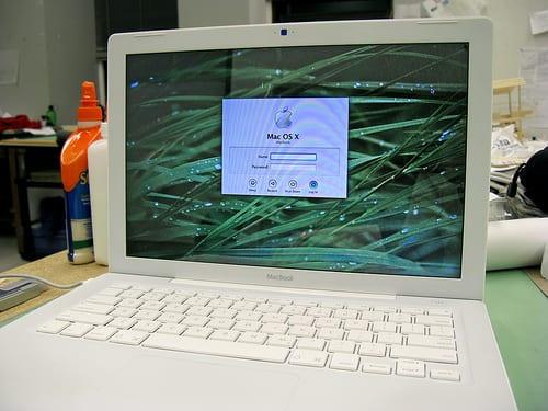 Custom Login Screen OS X