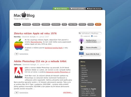 MacBlog 2006 shot