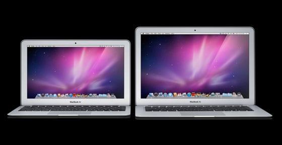 MacBook Air novej generácie 2010