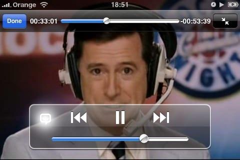 Muxo, Titulky pre iPod, Titulky pre iPhone
