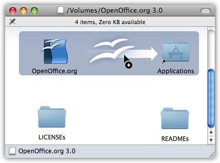OpenOffice 3.0 jednoduchá inštalácia