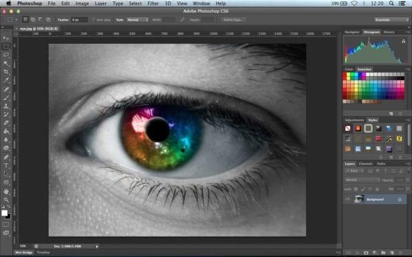 photoshopcs6 big 600x375 - Adobe ohlásilo plnohodnotný Photoshop CC pre iPad