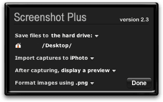 ScreenShot Plus