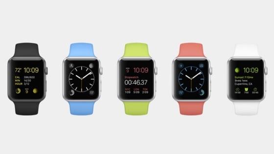 Apple Watch Spring Forward