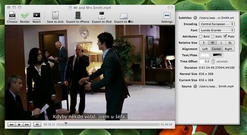 Submerge, film v iPode, titulky, film v iPode s titulkami