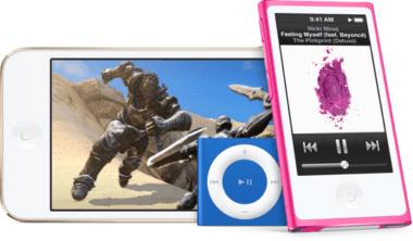 iPods 2015 380x222 - Apple predstavil nové iPody