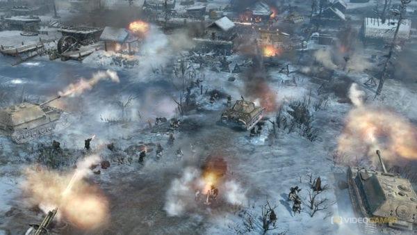 Obľúbená stratégia Company of Heroes 2 vyšla už aj vo verzii pre Mac_01