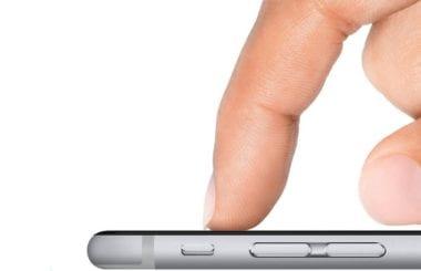 iphone6s touch 380x245 - iPhone 6 má problém, prestáva mu fungovať dotykový displej