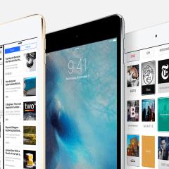 ipad mini 4 detail 240x240 - iPad Mini 4 obsahuje procesor A8, 2GB RAM a menšiu batériu