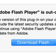 14651 10362 151020 Flash l 240x240 - Apple zablokoval nebezpečnú verziu Adobe Flash v OS X Safari
