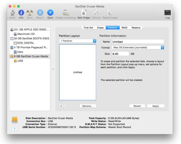 Ako vytvoriť USB inštalačný kľúč OS X El Capitan 32 600x476 - Návod: vytvorte si inštalačný USB kľúč OS X El Capitan