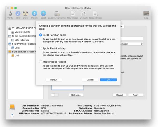 Ako vytvoriť USB inštalačný kľúč OS X El Capitan 33 600x483 - Návod: vytvorte si inštalačný USB kľúč OS X El Capitan