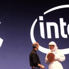 Apple Intel 240x240 - Intel pracuje na novom čipe pre ďalšiu generáciu iPhonov