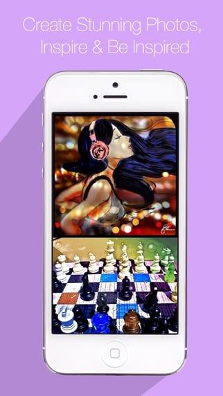 PaintFX2 - 4 iPhone aplikácie, ktoré si momentálne môžete stiahnuť zadarmo - 1. časť
