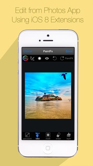 PaintFX3 - 4 iPhone aplikácie, ktoré si momentálne môžete stiahnuť zadarmo - 1. časť