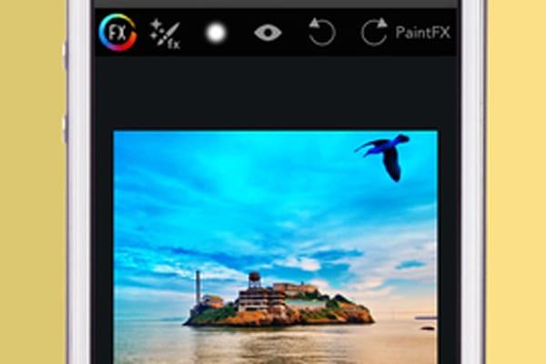 PaintFX5 - 4 iPhone aplikácie, ktoré si momentálne môžete stiahnuť zadarmo - 1. časť