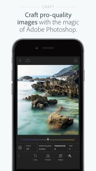 adobe1 - Lightroom je odteraz pre iPad a iPhone zadarmo