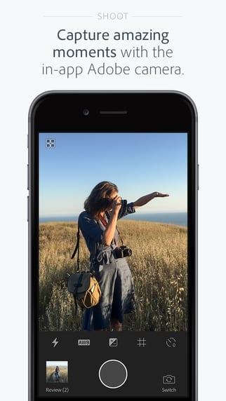adobe2 - Lightroom je odteraz pre iPad a iPhone zadarmo