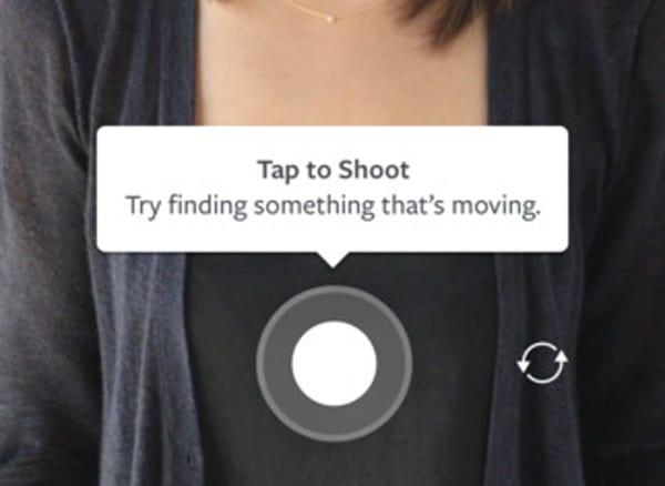 boomerang - iOS: Vytvorte si pohyblivé video z fotografií cez Boomerang