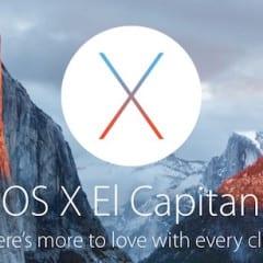 el capitan 240x240 - Vylepšený El Capitan 10.11.1 opraví chyby s Office 2016
