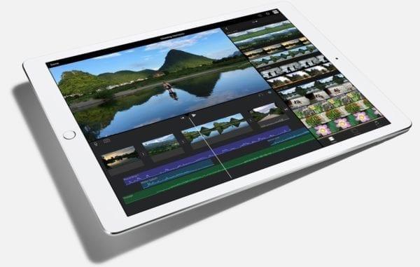 ipad pro imovie 600x381 - Apple aktualizoval iMovie pre iOS
