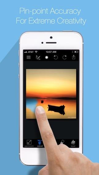 paintfx1 - 4 iPhone aplikácie, ktoré si momentálne môžete stiahnuť zadarmo - 1. časť