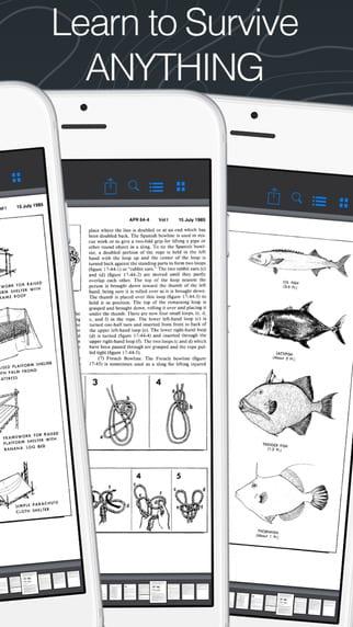 survival3 - 4 iPhone aplikácie, ktoré si momentálne môžete stiahnuť zadarmo - 1. časť
