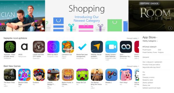 Storn Zoznamka aplikácie