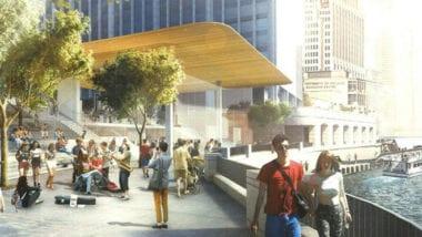 """chicago 380x214 - Nový Apple Store v Chicagu popisujú ako """"sklenenný chrám"""""""
