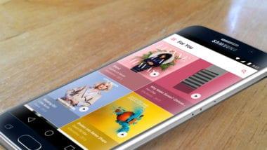 s6 applemusic blur 380x214 - Apple Music pre Android pridáva možnosť ukladať hudbu na SD kartu