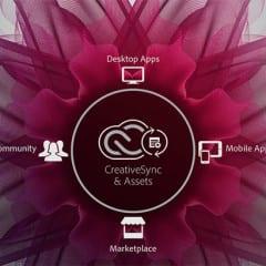 adobe 240x240 - Aktualizácia Adobe Creative Cloud prináša aplikáciu 3D modelovania