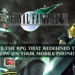 final1 240x240 - Hra: Obľúbená hra Final Fantasy VII už aj pre iOS