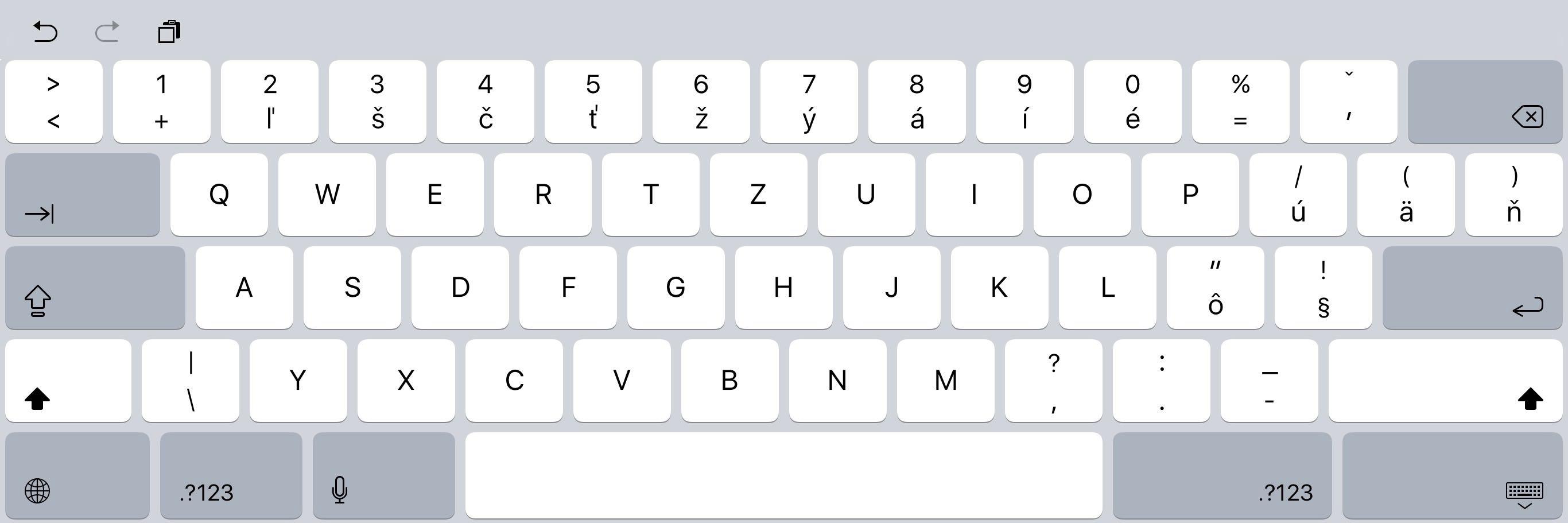 môžete pripojiť klávesnicu k iPadu 2