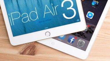 iPad Air 3 release date rumours 800home 380x214 - iPad Air 3: Možno bude obsahovať štyri reproduktory a LED svetlo
